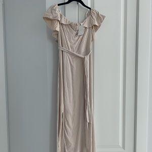 Alfani Midi Dress - size 2P - new with tags